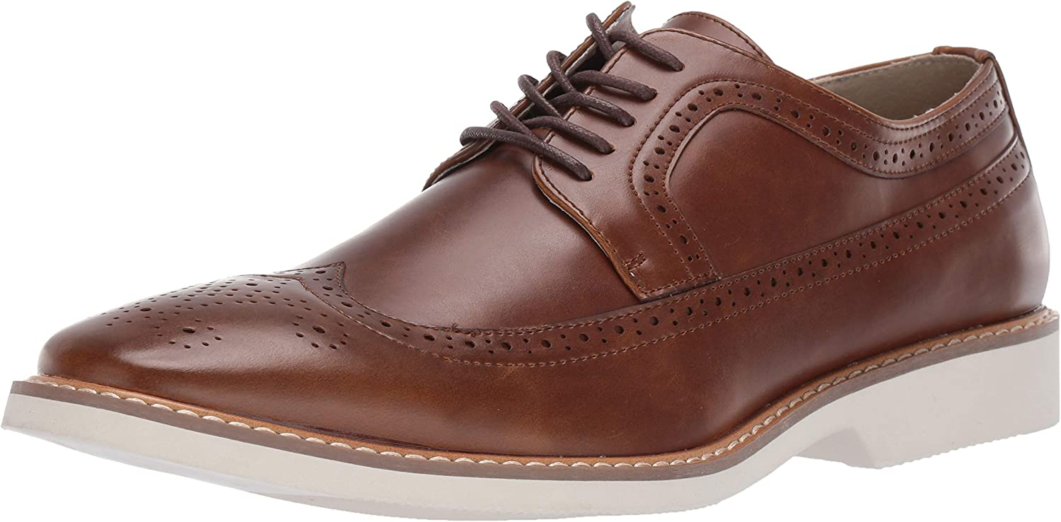 Unlisted by by by Kenneth Cole Men's Jeston Lace Up B Oxford  2cdb4c