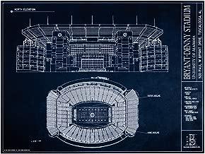 bryant denny stadium prints