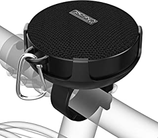 Onforu Portable Wireless Bluetooth Speaker with Holder for Cycling, IPX7 Waterproof Bicycle Speaker, Shower Speaker for Ho...