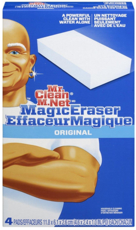 Max 89% OFF Mr. Clean Magic 4 years warranty Eraser Original of 3 Pack ea