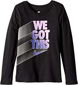 NSW We Got This Long Sleeve Tee (Little Kids/Big Kids)