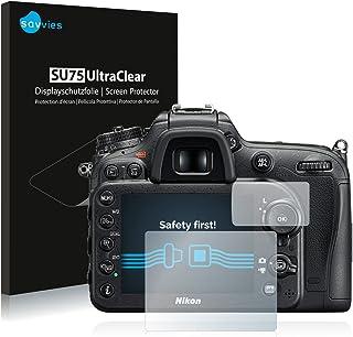Vidrio óptico de Larmor 5th generación Protector De Pantalla Para Cámara Nikon D4 D4S D5 DF