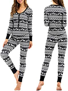 Christmas Pajamas Set Franterd Women Autumn Winter Family Matching PJ Sleepwear Xmas Elk Top Blouse+Pants Year