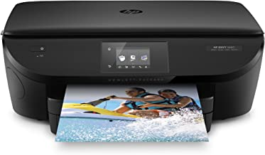 HP Envy 5660 Wireless All-in-One Photo Printer with Mobile Printing, HP Instant Ink or Amazon Dash replenishment ready (F8...
