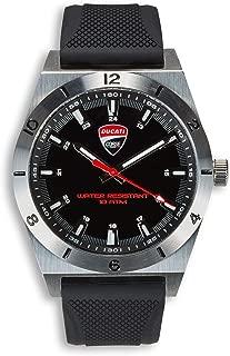 Ducati Corse Power Analog Quartz Watch Steel Case 987697336