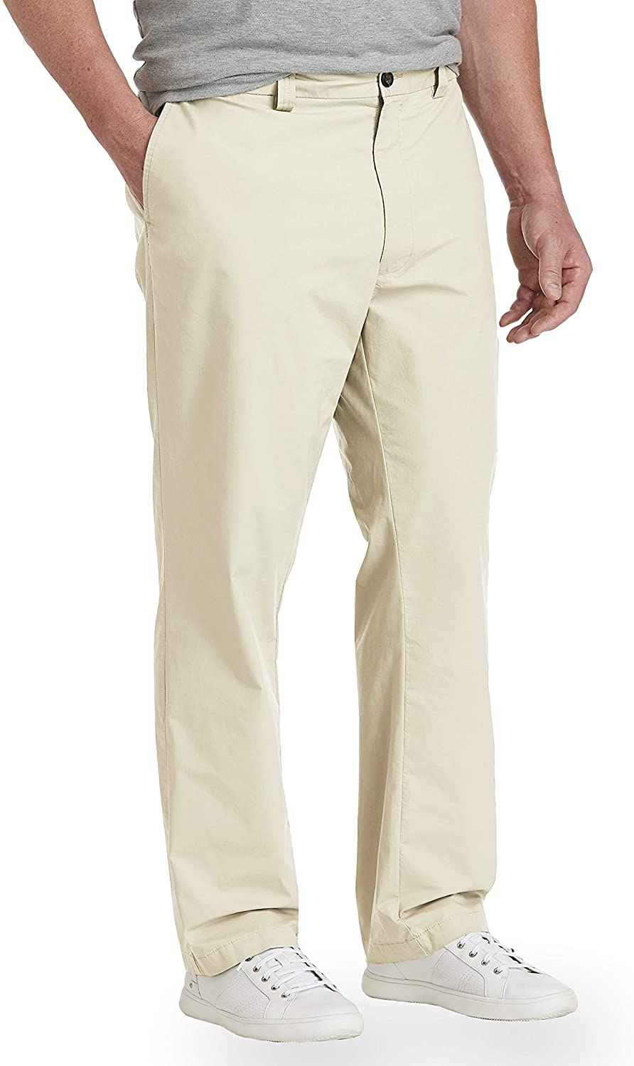 Amazon Essentials Men's Big NEW before selling Tall Athletic Lightweight Chino Rare Pa