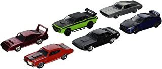 Fast & Furious Build N Collect Wave 2, 6pc Diecast Car Set IN BLISTER PACKS 1/55 by Jada