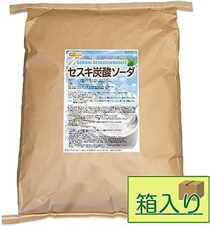 セスキ炭酸ソーダ 25kg(箱に入れての発送)[02] 界面活性剤不使用の優しいエコ系洗剤 NICHIGA(ニチガ)