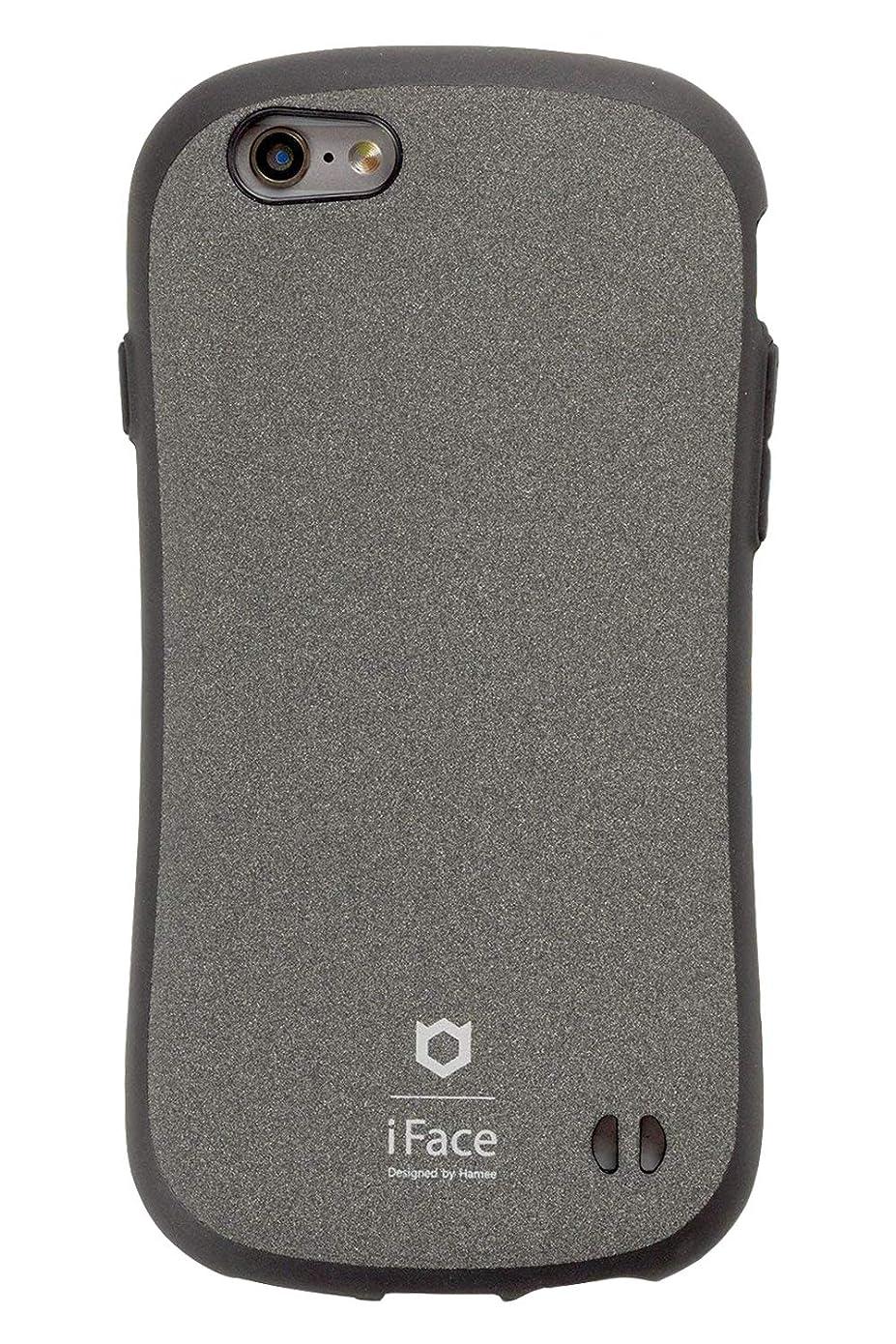潜在的なスローバスルームiFace First Class Sense iPhone6s / 6 ケース 耐衝撃/グレー