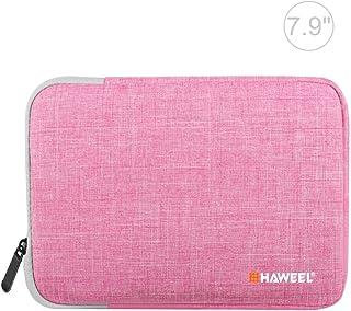 YINUO Netbook Bag 7.9 inch Sleeve Case Zipper Briefcase Carrying Bag, For iPad mini 4 / iPad mini 3 / iPad mini 2 / iPad mini, Galaxy, Lenovo, Sony, Xiaomi, Huawei 7.9 inch Tablets(Black)(Pink)(Grey)(