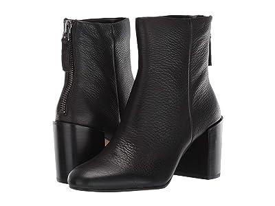 Dolce Vita Cyan (Black Leather) Women