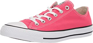 Converse Unisex Chuck Taylor All Star 2019 Seasonal Low Top Sneaker, Strawberry Jam, 9 M US