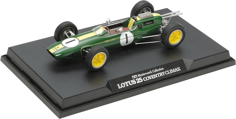 Tamiya master work collection No.140 1 20 Lotus 25 Coventry Climax No.1 painted PVC 21140