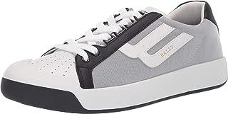 BALLY New Competition Retro Sneaker White 9.5 UK (US Men's 10.5)
