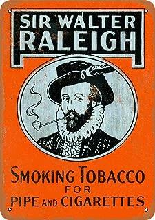 1937 Sir Walter Raleigh Tobacco Vintage Look 12