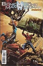 Bionic Man Vs. The Bionic Woman, The #1C VF ; Dynamite comic book