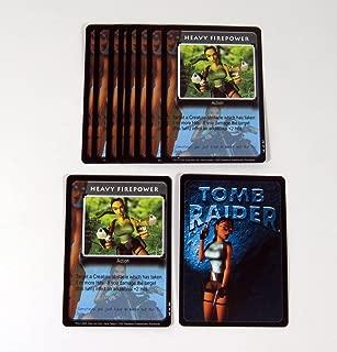 Lot of (10) 2000 Precedence Lara Croft Tomb Raider CCG Promo Card (#217) Nm/Mt
