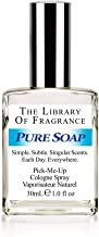 Demeter Fragrance Cologne Spray Pure Soap, 1 oz.