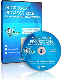 Master Project 2016 Training Course - 18 Hours of Project 2016 Training for Beginner, Intermediate and Advanced Project Managers