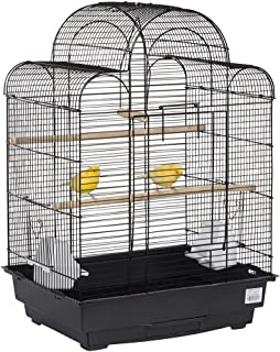 Large Liberta 77cm collapsible parrot transporter carrying cage