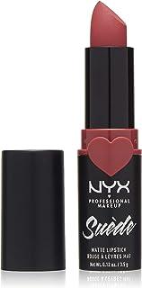 NYX PROFESSIONAL MAKEUP Suede Matte Lipstick Ext., Cannes 27