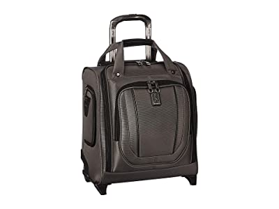Travelpro 16 Crew Versapack Rolling Underseat Carry-On (Titanium Grey) Luggage