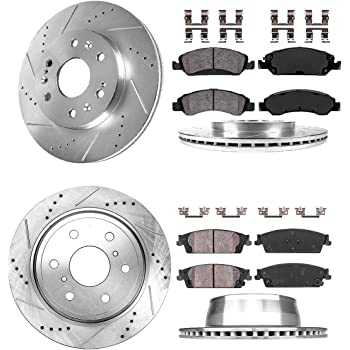 Power Stop AR85152 Autospeciality Stock Replacement Rear Brake Rotor