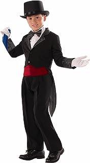 Forum Novelties Child's Magician Tailcoat Costume, Medium