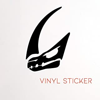Mud horn Mudhorn Signet Black Vinyl Sticker