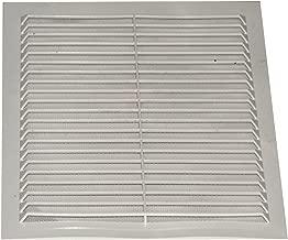 AERZETIX Rejilla para ventilacion en plastico 30//20cm C4631