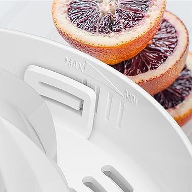 BLACK+DECKER 32oz Citrus Juicer, White, CJ650W,Small