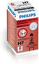 PHILIPS 13972mdc1Bombillas H7Master Duty, 1er cartón