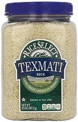 Rice Selects Texmati White Rice, 32 oz