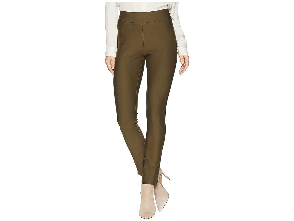 eci Compression Ponte Pants (Olive) Women