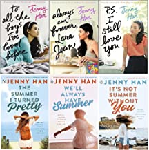 Jenny Han To All The Boys I've Loved Trilogy And The Summer I Turned Pretty Trilogy 6 Books Set Collection