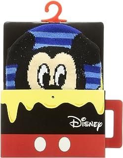 (ディズニー)Disney マグカップミッキーボーダー柄