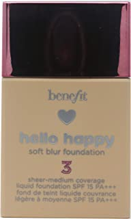 Best benefit hello flawless liquid foundation Reviews
