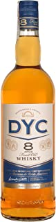 DYC 8 Años Whisky Nacional, 40% - 1000 ml