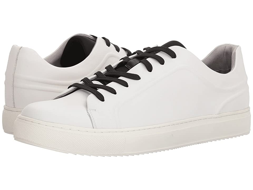 Kenneth Cole New York Elite Sneaker B (White) Men