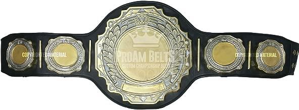 Championship Title Belt Award Trophy Poseidon