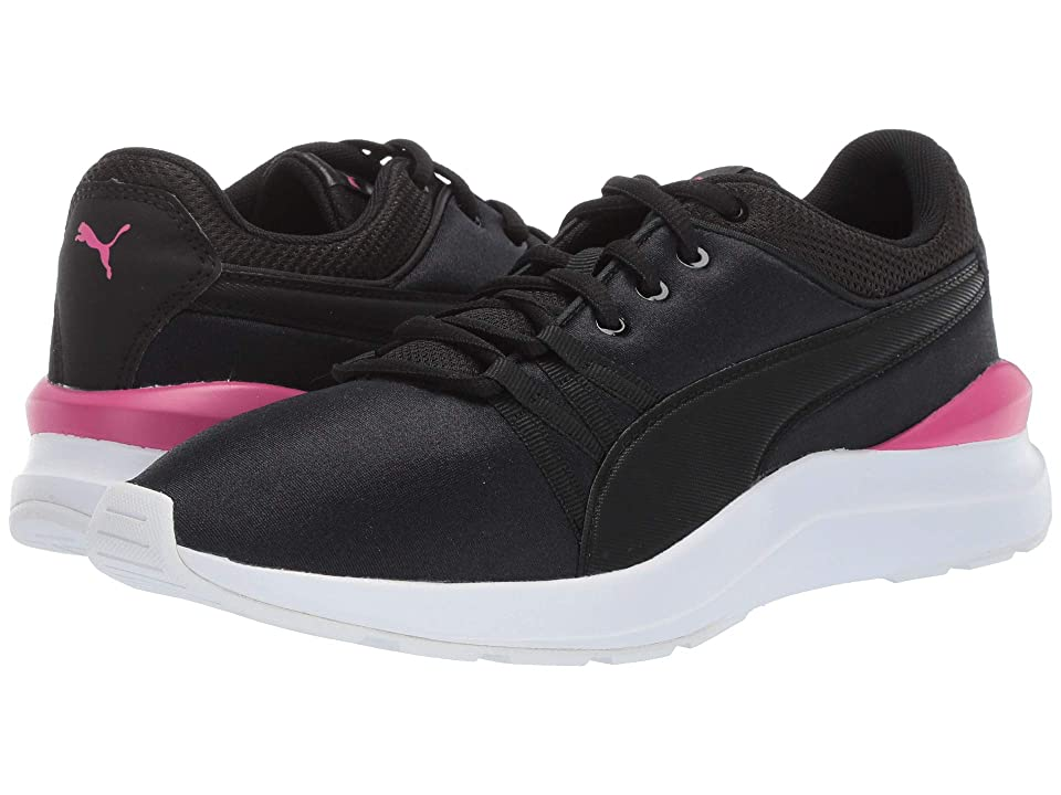 Puma Kids Adela (Big Kid) (Puma Black/Puma Black) Girl