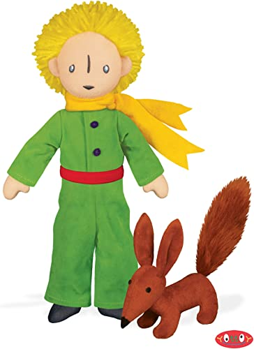 tienda en linea The Little Prince with Fox Soft Soft Soft Toy by YOTTOY