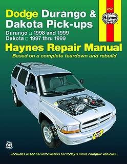 1998 dodge durango service manual