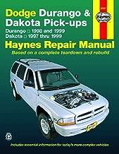 Dodge Durango (98-99) & Dakota (97-99) Haynes Repair Manual (Haynes Repair Manuals)