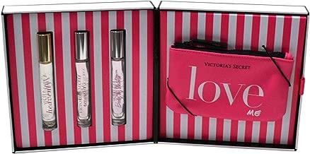 Victoria's Secret Gift Set 0.2oz (7ml) EDP R/Ball Heavenly + 0.2oz (7ml) EDP R/Ball Body by Victoria