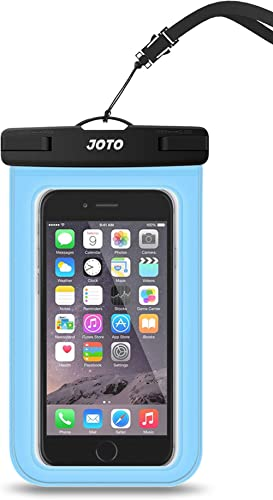 JOTO Universal Waterproof Pouch Cellphone Dry Bag Case for iPhone 11 Pro Max Xs Max XR X 8 7 6S Plus SE 2020, Galaxy ...