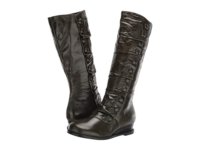 Miz Mooz  Bobbie (Forest) Womens  Boots