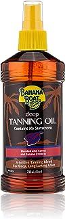 Banana Boat Deep Tanning Oil - A Golden Tanning Blend 236Ml