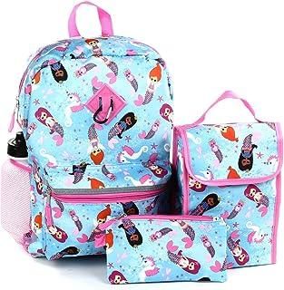 39891bf219 Amazon.com: mermaid backpacks