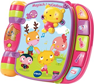 VTech 80-166752 Magic Music Book Game Pink